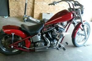 Photo #1: Custom motorcycle paint