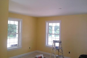 Photo #1: Plaster - Drywall - wall and ceiling finishing