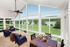Photo #1: Champion Windows, Sunrooms, Roofs & Home Exteriors