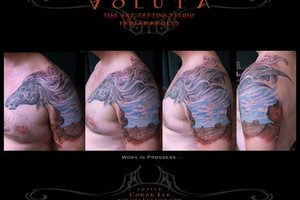 Photo #1: Voluta Tattoo