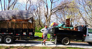 Photo #1: Schott Services - hauling and junk removal