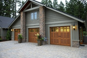 Photo #1: American Joe Garage Door Repair