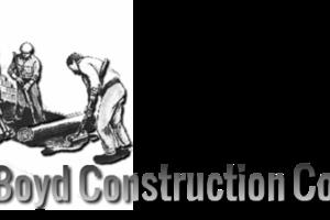 Photo #1: Boyd Construction Company