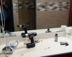 Photo #11: Adam's Tile And Bathroom Remodels!!