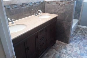 Photo #6: Adam's Tile And Bathroom Remodels!!