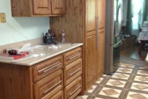 Photo #12: Kitchen Cabinets - Built new Cabinets or Re-face