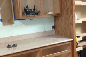 Photo #11: Kitchen Cabinets - Built new Cabinets or Re-face