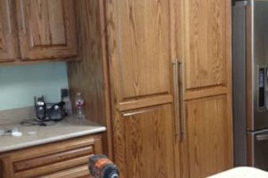 Photo #10: Kitchen Cabinets - Built new Cabinets or Re-face