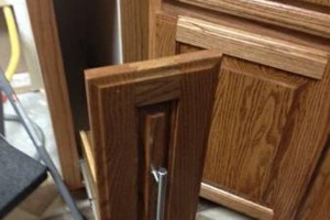 Photo #9: Kitchen Cabinets - Built new Cabinets or Re-face