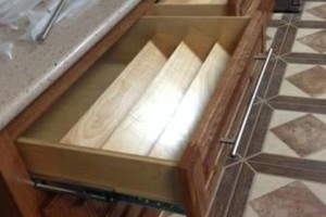 Photo #8: Kitchen Cabinets - Built new Cabinets or Re-face