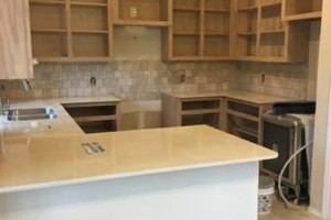 Photo #7: Kitchen Cabinets - Built new Cabinets or Re-face