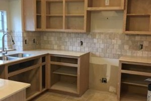 Photo #6: Kitchen Cabinets - Built new Cabinets or Re-face
