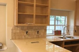 Photo #5: Kitchen Cabinets - Built new Cabinets or Re-face