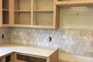 Photo #4: Kitchen Cabinets - Built new Cabinets or Re-face