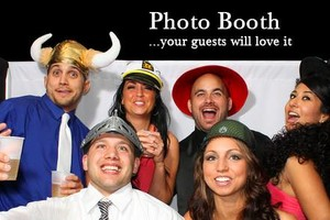 Photo #2: Evj enterprises Inc. Photo booth Service-$400