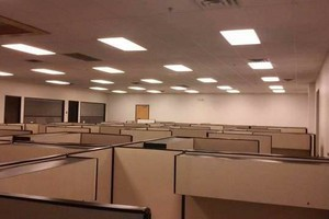 Photo #3: OFFICE FURNITURE/ CUBICLE INSTALLERS. RECONFIGURE/MOVING