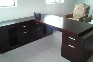 Photo #1: OFFICE FURNITURE/ CUBICLE INSTALLERS. RECONFIGURE/MOVING