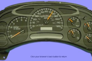 Photo #2: Instrument Cluster Repair