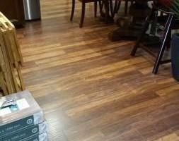 Photo #4: Tile & Wood Laminate