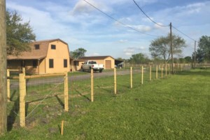 Photo #3: Ranch/Farm Fencing