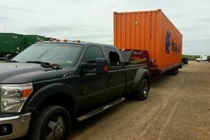 Photo #1: Ruben Ramirez heavy hauling