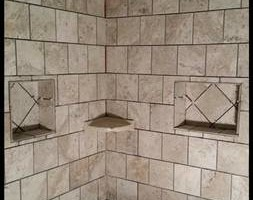 Photo #1: Straight Line Tile & Construction, Remodeling