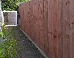 Photo #5: Handy M-3/ Carpentry & Fencing