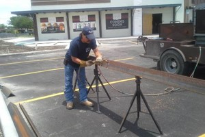 Photo #1: Affordable Metal Fabrication & Welding