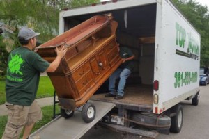 Photo #9: TOP NOTCH MOVERS...
