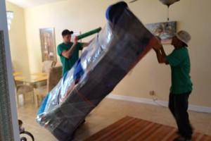 Photo #7: TOP NOTCH MOVERS...