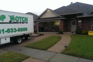 Photo #3: TOP NOTCH MOVERS...