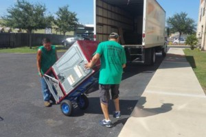 Photo #1: TOP NOTCH MOVERS...