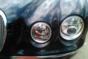 Photo #2: Tony's Body work and head light restoration. Call for free est!