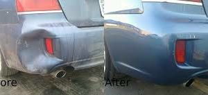 Photo #1: Tony's Body work and head light restoration. Call for free est!