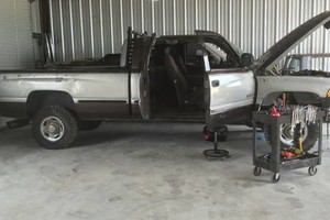 Photo #2: Diesel mechanic and truck accessories