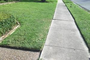 Photo #2: A Cut Above - LAWN CARE