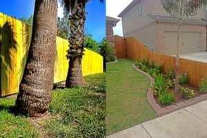 Photo #16: DOCKENS Construction. Privacy fence-decks-patio covers