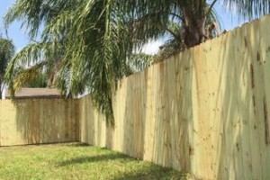 Photo #1: DOCKENS Construction. Privacy fence-decks-patio covers