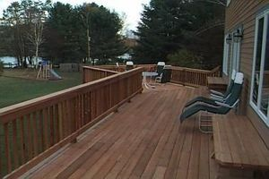 Photo #1: DECK CONSTRUCTION & REPAIRS