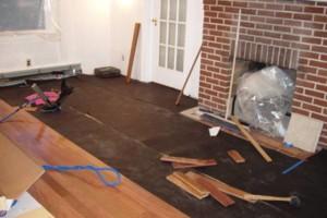 Photo #1: The Best Hardwood Floor Installation. Queens, Brooklyn, Nassau.