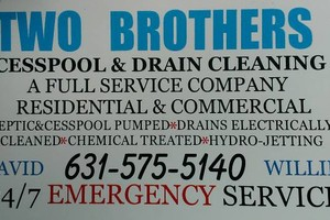 Photo #1: Cesspool pumping and drain cleaning