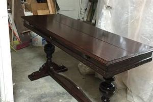 Photo #1: Furniture repairs and refinish..low prices pick up and delivery