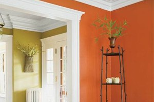 Photo #1: Crown Molding, Baseboards, Chair rai