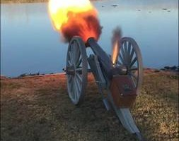 Photo #1: The Big Boom Theory - CANNON