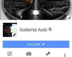 Photo #2: Gutierrez Auto
