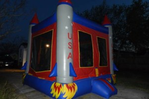 Photo #9: CC Party Time/ Party Moon Jumps. $45