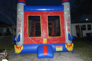 Photo #8: CC Party Time/ Party Moon Jumps. $45