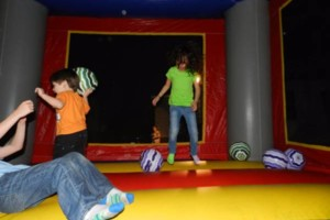 Photo #6: CC Party Time/ Party Moon Jumps. $45