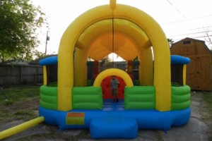 Photo #1: CC Party Time/ Party Moon Jumps. $45