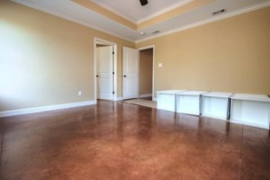 Photo #9: Stained & Polished Concrete flooring